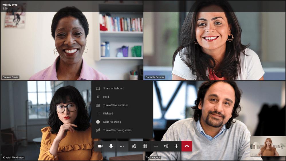 Microsoft Teams breakout room